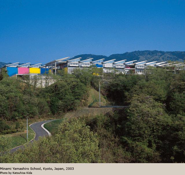 Minami Yamashiro School, Richard Rogers