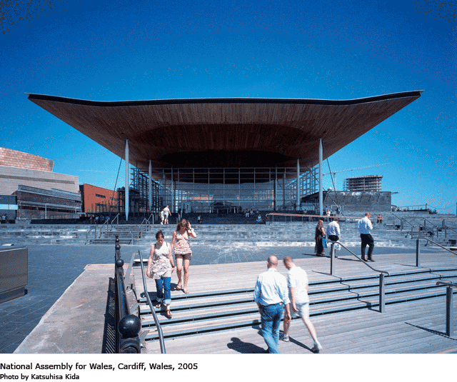 Assembly of Wales, Richard Rogers