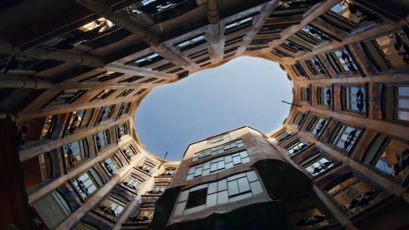 Barcelona, Time lapse, Loyam, Maurici Mayol, Architecture