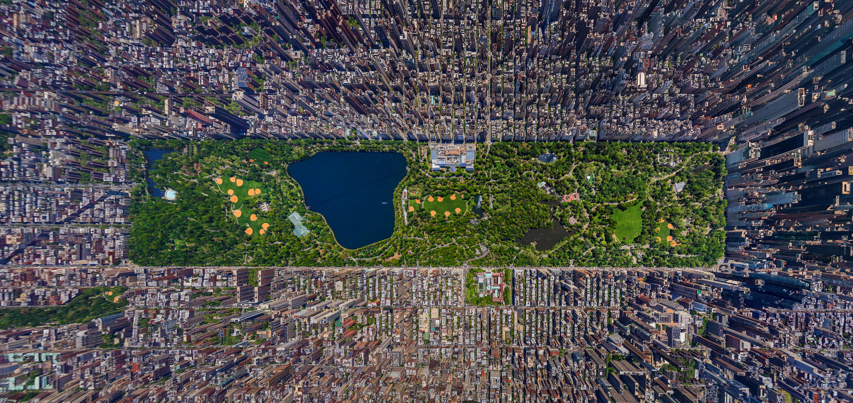 New York 360º pano