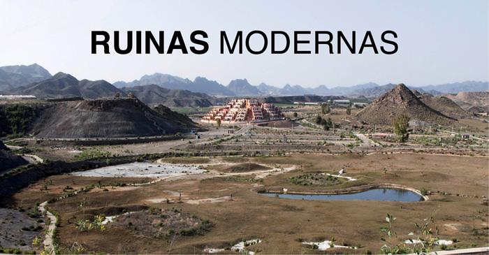 01. RUINAS MODERNAS PORTADA