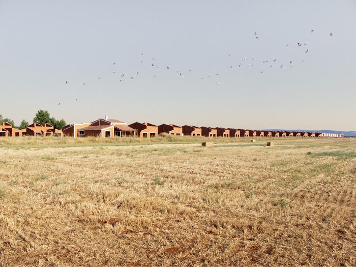 03. Complejo turistico y de ocio Calatrava