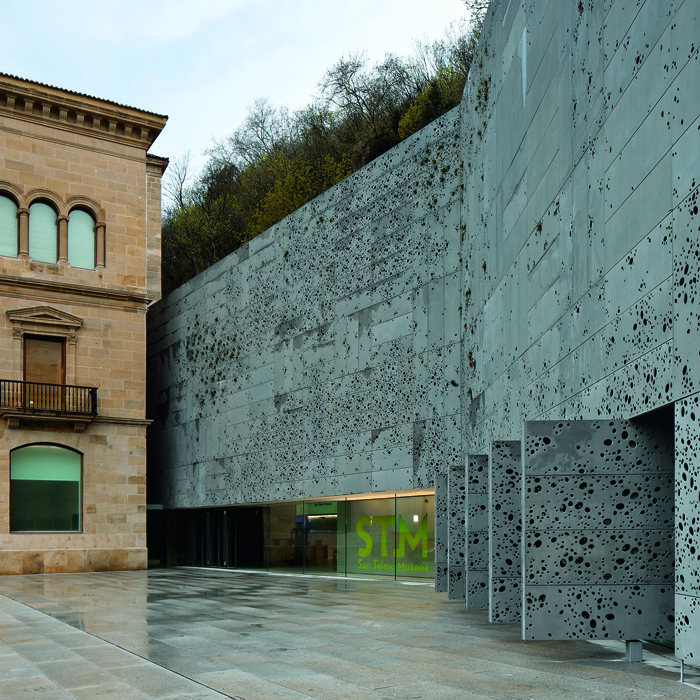 11. Nieto Sobejano_Museo de San Telmo_©Fernando Alda