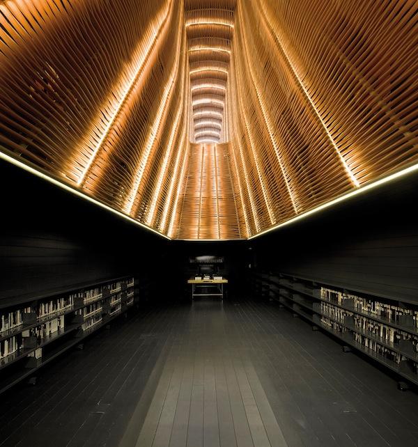 Indoor Lighting_Cineteca Matadero Madrid_1