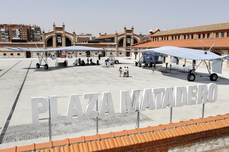plaza matadero4